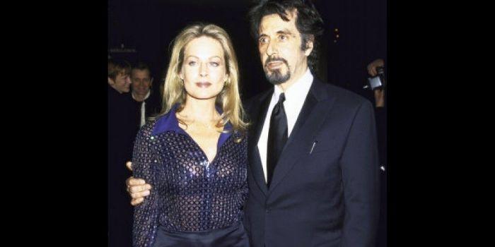 Al Pacino e Beverly D'Angelo