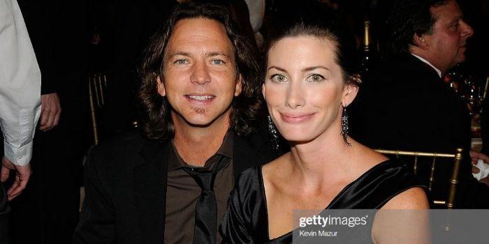 Eddie Vedder e Jill McCormick