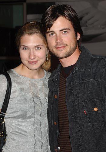 Matt Long e Lora Chaffins