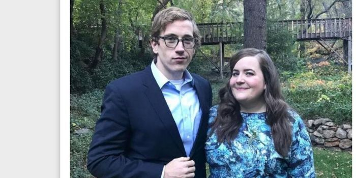 Aidy Bryant a Conner O'Malley