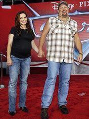 Larry The Cable Guy e Cara Whitney