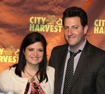 Alex Guarnaschelli e Brandon Clark (coniuge)