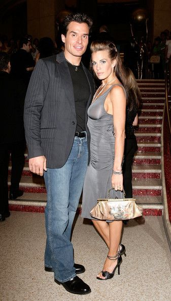 Antonio Sabato, Jr. ve Kristin Rosetti