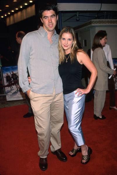 Keith Christian e Kellie Martin