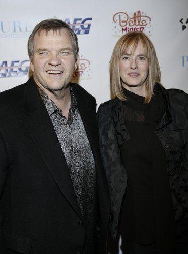 Meat Loaf és Deborah Gillespie