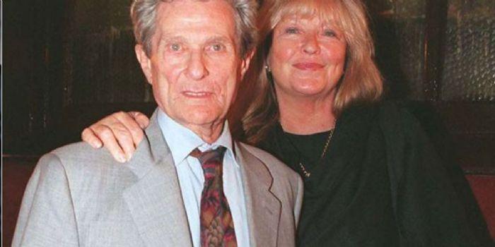 Marina Vlady e Leon Schwartzenberg