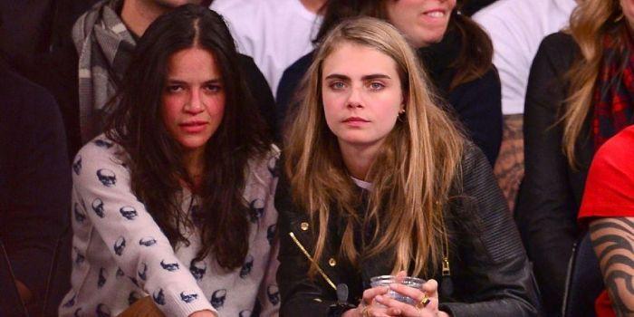 Michelle Rodriguez e Cara Delevingne