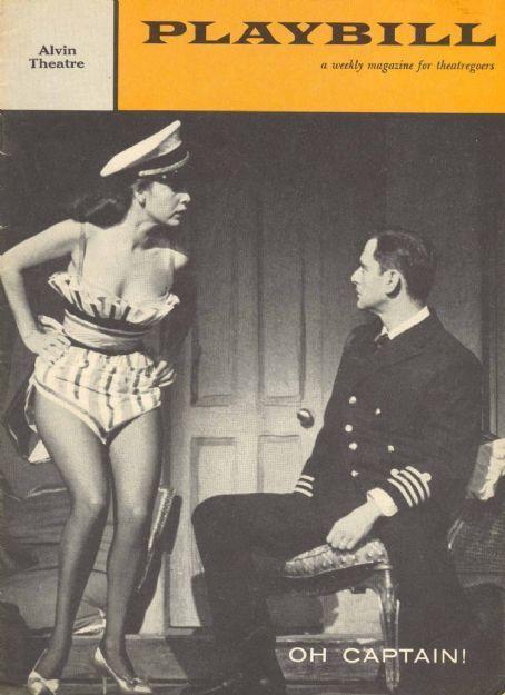 Tony Randall og Florence Gibbs