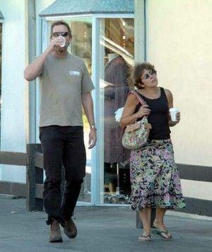 Hugh Laurie e Jo Green