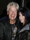 Kevin Cronin và Lisa Marie Wells-cronin