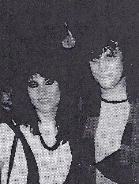 Bobby Blotzer e Jenni Blotzer