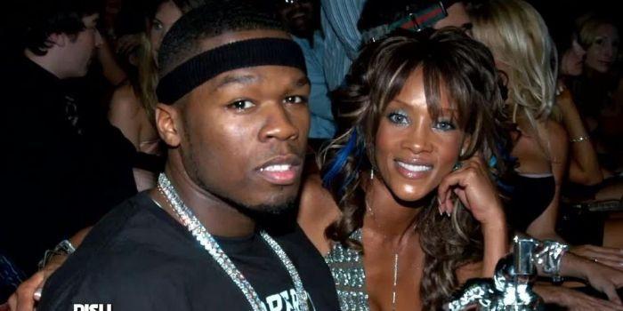 Vivica Fox e 50 Cent