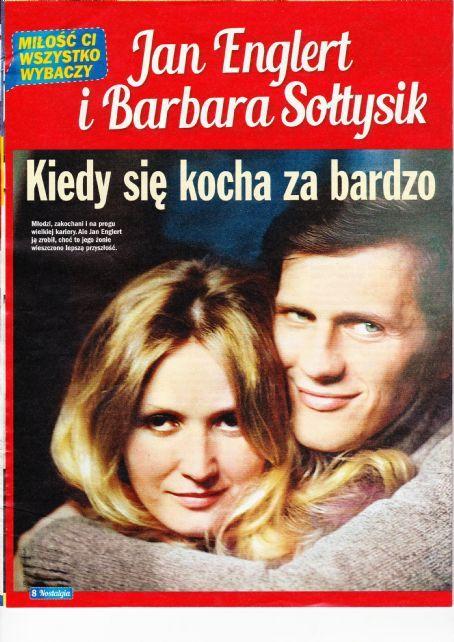 Jan Englert at Barbara Soltysik