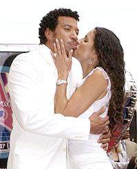Lionel Richie e Diana Alexander