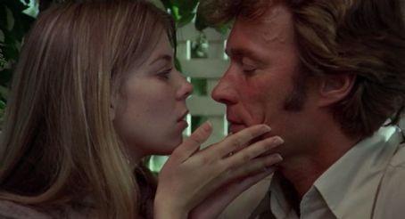 Clint Eastwood och Jo Ann Harris