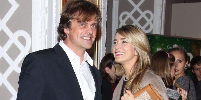 Kamilla Baar e Piotr Kochański