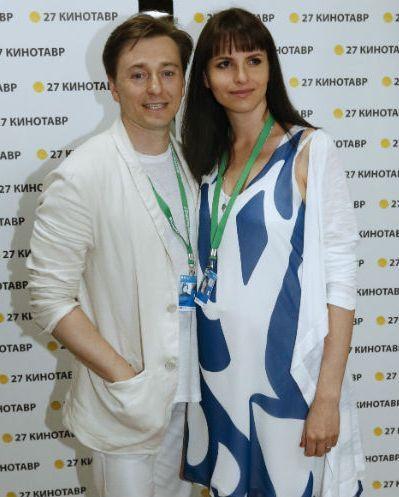 Sergey Bezrukov e Anna Matison