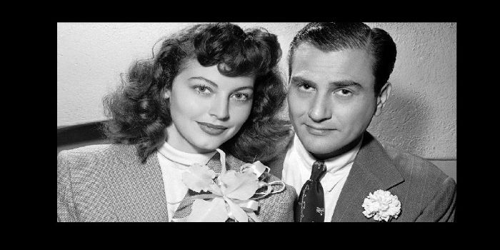 Ārtijs Šovs un Ava Gardnere