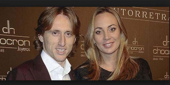 Luka Modric e Vanja Bosnic