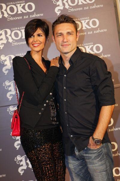 Robert Kovac e Anica Kovac