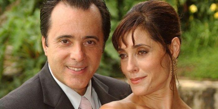 Tony Ramos e Christiane Torloni