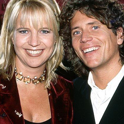 Linda De Mol and Sander Vahle