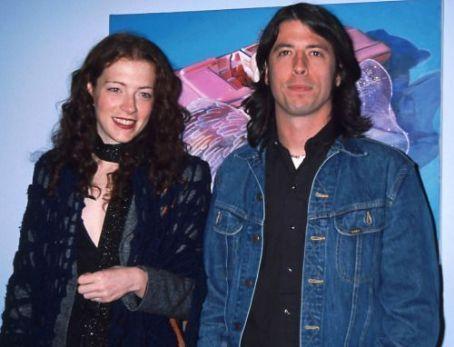 Melissa Auf der Maur e Dave Grohl