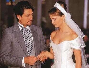 Fernando Colunga e Gabriela Spanic
