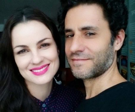 Carolina Kasting e Mauricio Grecco