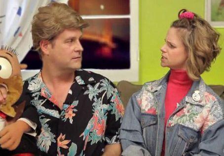 Andrea Bārbere un Deivs Kuljē
