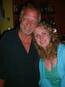 David Soul e Helen Snell