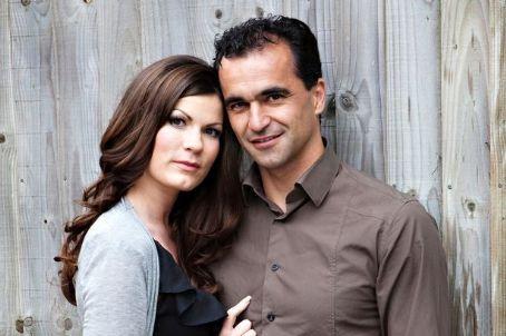 Roberto Martinez e Beth Thompson
