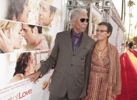 Morgan Freeman e Myrna Colley-Lee