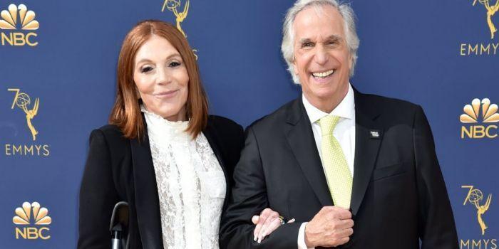 Henry Winkler e Stacey Winkler