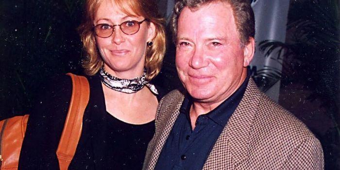 Nerine Kidd et William Shatner